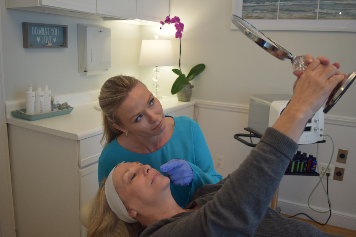 South Portland, Maine Innopen Collagen Induction Therapy for Skin