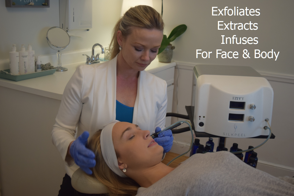 Deral Infusion Exfoliates Extracts Infuses Face and Body