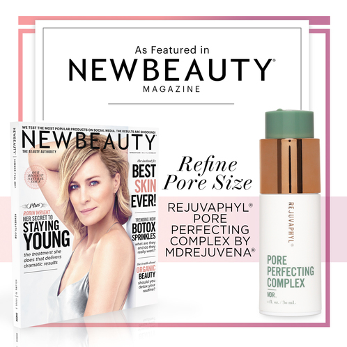 Anti-Aging Facial Serum As Seen in New Beauty Magazine