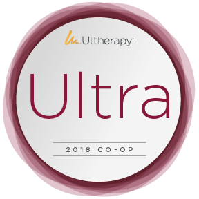 Ultra Provider Badge Ulterapy 2018